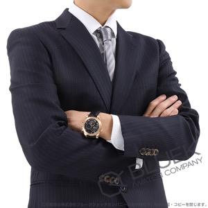 オメガ デビル コーアクシャル ラトラパンテ クロノグラフ RG金無垢 アリゲーターレザー 腕時計 メンズ OMEGA 4648.50.31
