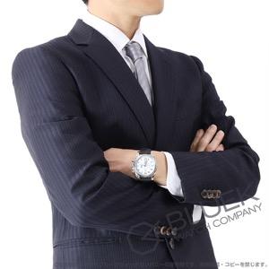 オメガ スペシャリティーズ オリンピックコレクション タイムレス クロノグラフ アリゲーターレザー 腕時計 メンズ OMEGA 4846.20.32