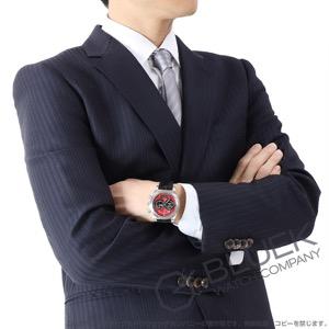 オメガ デビル コーアクシャル クロノスコープ クロノグラフ アリゲーターレザー 腕時計 メンズ OMEGA 4851.61.31