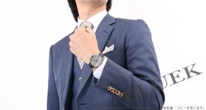 オリス アーティックス GT デイデイト 腕時計 メンズ ORIS 735 7662 4461D