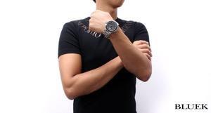 オリス アクイス スモールセコンド デイト 500m防水 腕時計 メンズ ORIS 743 7673 4157M