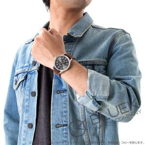 オリス ビッグクラウン プロパイロット 腕時計 メンズ ORIS 752 7698 4063DLBR