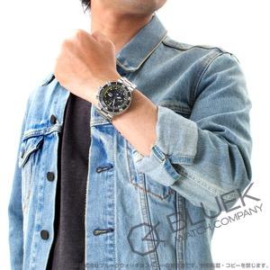 オリス アクイス デプスゲージ クロノグラフ 500m防水 替えベルト付き 腕時計 メンズ ORIS 774 7708 4154