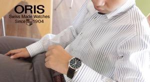 オリス アーティックス ムーンフェイズ 腕時計 メンズ ORIS 915 7643 4054