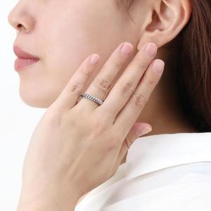 ダミアーニ リング(指輪) アクセサリー メンズ レディース ダミアーニッシマ マリッジリング ホワイトゴールド 20058639 DAMIANI