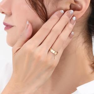 グッチ リング【指輪】 アクセサリー メンズ レディース GGアイコン イエローゴールド 073230 09850 8000 GUCCI