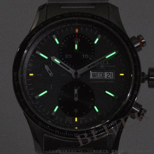 ボールウォッチ ストークマン ストームチェイサー プロ クロノグラフ 腕時計 メンズ BALL WATCH CM3090C-S1J-GY