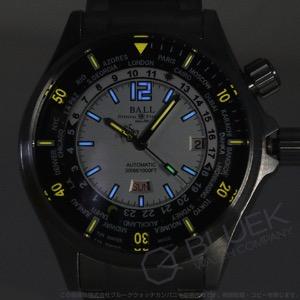 ボールウォッチ エンジニアマスターII ダイバーワールドタイム 300m防水 腕時計 メンズ BALL WATCH DG2022A-SAJ-WH