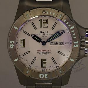 ボールウォッチ エンジニア ハイドロカーボン スペースマスター 333m防水 腕時計 メンズ BALL WATCH DM2036A-SCA-WH