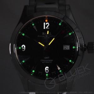 ボールウォッチ エンジニアII オハイオ GMT 腕時計 メンズ BALL WATCH GM1032C-S2CJ-BK