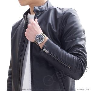ボールウォッチ エンジニアマスターII アビエーター キャンパスレザー 腕時計 メンズ BALL WATCH NM1080C-N5J-GY