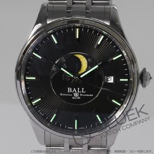 ボールウォッチ トレインマスター ムーンフェイズ 腕時計 メンズ BALL WATCH NM3082D-SJ-BK