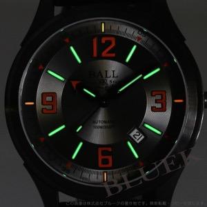 ボールウォッチ ストークマン レーサーDLC 腕時計 メンズ BALL WATCH NM3098C-P1J-GYOR
