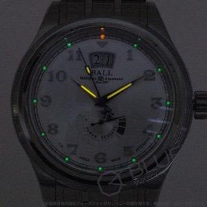 ボールウォッチ トレインマスター クリーブランド エクスプレス パワーリザーブ 腕時計 メンズ BALL WATCH PM1058D-SJ-SL