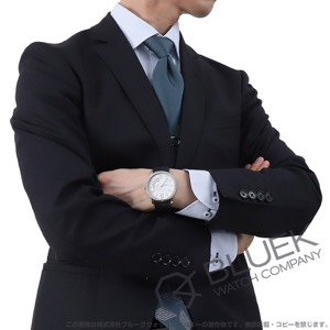 ブルガリ ブルガリブルガリ リザーブ・ド・マルシェ パワーリザーブ アリゲーターレザー 腕時計 メンズ BVLGARI BB43WSL
