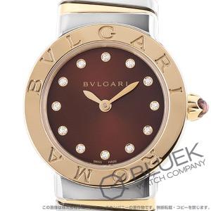 ブルガリ ブルガリブルガリ トゥボガス ダイヤ 腕時計 レディース BVLGARI BBL262TC11SPG/12.S