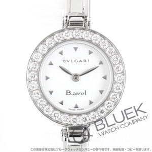 ブルガリ ビーゼロワン ダイヤ 腕時計 レディース BVLGARI BZ22WSDS.M