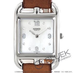 エルメス ケープコッド ダイヤ 腕時計 レディース HERMES CC1.210.290/VB34-I