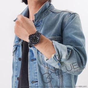 ブルガリ ディアゴノ ウルトラネロ クロノグラフ 腕時計 メンズ BVLGARI DG42BBSCVDCH