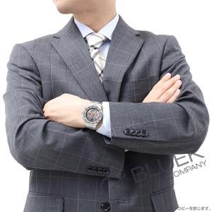 ブルガリ ディアゴノ カリブロ303 クロノグラフ 腕時計 メンズ BVLGARI DG42C14SWGSDCH