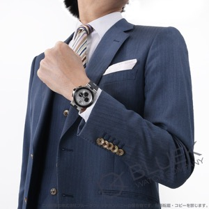 ブルガリ ディアゴノ セラミック クロノグラフ 腕時計 メンズ BVLGARI DG42C6SCVDCH