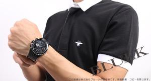 エドックス グランドオーシャン クロノグラフ 腕時計 メンズ EDOX 01113-357N-NIN