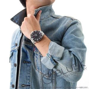 エドックス クロノオフショア1 クロノグラフ 500m防水 腕時計 メンズ EDOX 01115 3 NIN