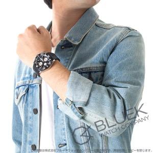 エドックス クロノオフショア1 プロフェッショナル クロノグラフ 300m防水 腕時計 メンズ EDOX 01117-3-NINCA