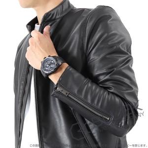 エドックス グランドオーシャン 10周年 日本限定150本 クロノグラフ 300m防水 腕時計 メンズ EDOX 01123-37N3-NIG3