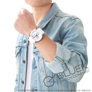 エドックス クロノオフショア1 クロノグラフ 300m防水 腕時計 メンズ EDOX 10020-3B-BN2