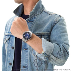 エドックス デルフィン クロノグラフ 腕時計 メンズ EDOX 10109-3M-BUIN