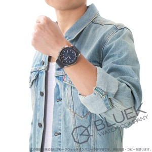 エドックス クロノオフショア1 クロノグラフ 500m防水 腕時計 メンズ EDOX 10221-3N-BUINO