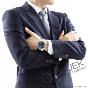 エドックス クロノラリー クロノグラフ 腕時計 メンズ EDOX 10302-3MV-GIN