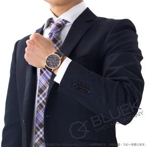 エドックス レ・ベモン クロノグラフ 腕時計 メンズ EDOX 10501-37R-GIR