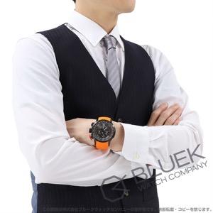 エドックス クロノラリー クロノグラフ レトログラード 腕時計 メンズ EDOX 38001-TINNO3-NO3