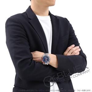 エドックス デルフィン ダイバー デイト 300m防水 腕時計 メンズ EDOX 53015-357BUOM-BUIN