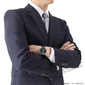 エドックス レ・ベモン 腕時計 メンズ EDOX 64012-3-NIN