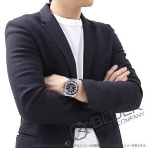 エドックス ハイドロサブ ノースポール 世界限定350本 500m防水 替えベルト付き 腕時計 メンズ EDOX 80201-3BUO-BU