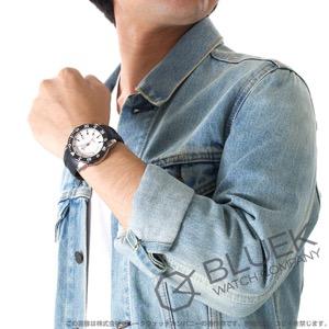 エドックス クロノオフショア1 500m防水 腕時計 メンズ EDOX 83005-TIN-AIN
