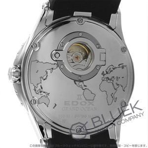 エドックス グランドオーシャン 腕時計 メンズ EDOX 83006-3-AIN