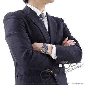 エドックス レ・ボベール オープンハート 腕時計 メンズ EDOX 85014-3M-BUIN