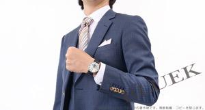 エドックス レ・ベモン 腕時計 メンズ EDOX 85021-3-AIN