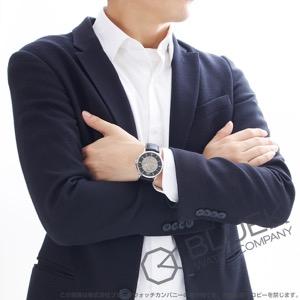 エドックス レ・ベモン オープンハート 腕時計 メンズ EDOX 85300-3-NIN
