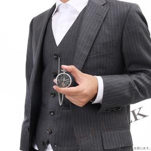 エポス 懐中時計 メンズ EPOS 2003SKBK
