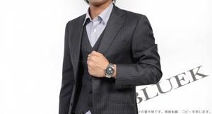 エポス エモーション レギュレーター リミテッドエディション 世界限定120本 腕時計 メンズ EPOS 3392BKM