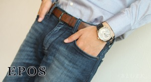 エポス パッション レギュレーター 腕時計 メンズ EPOS 3407SL