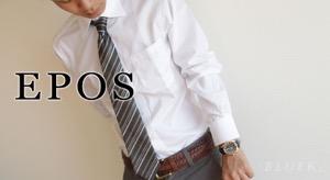 エポス ラウンド 腕時計 メンズ EPOS 3411RGPGY