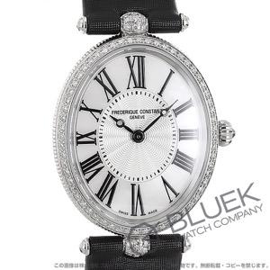 フレデリックコンスタント アールデコ ダイヤ サテンレザー 腕時計 レディース FREDERIQUE CONSTANT 200MPW2VD6