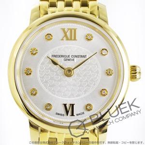 フレデリックコンスタント スリムライン ミニ ダイヤ 腕時計 レディース FREDERIQUE CONSTANT 200WHDS5B