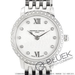 フレデリックコンスタント スリムライン ミニ ダイヤ 腕時計 レディース FREDERIQUE CONSTANT 200WHDSD6B